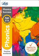 Letts KS1 Revision Success - New 2014 Curriculum - Phonics Ages 4-7 Bumper