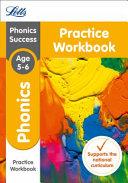 Letts KS1 Revision Success - New 2014 Curriculum - Phonics Ages 4-7 Bumper