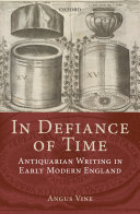 In Defiance of Time