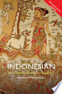 Colloquial Indonesian Ebook And Mp3 Pack