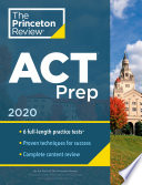 Princeton Review ACT Prep  2020