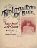 Two Little Eyes of Blue - Waltz, Song and Chorus - Sheet Music for Voice and Piano Pdf/ePub eBook