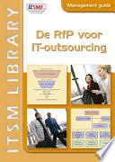 De Rfp Voor It Outsourcing Management Guide