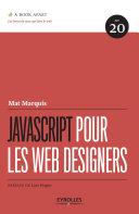 JavaScript pour les web designers Pdf/ePub eBook