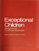 Exceptional Children Book PDF