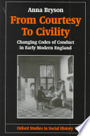 Free From Courtesy to Civility Book