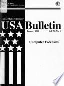 United States Attorneys Bulletin Book