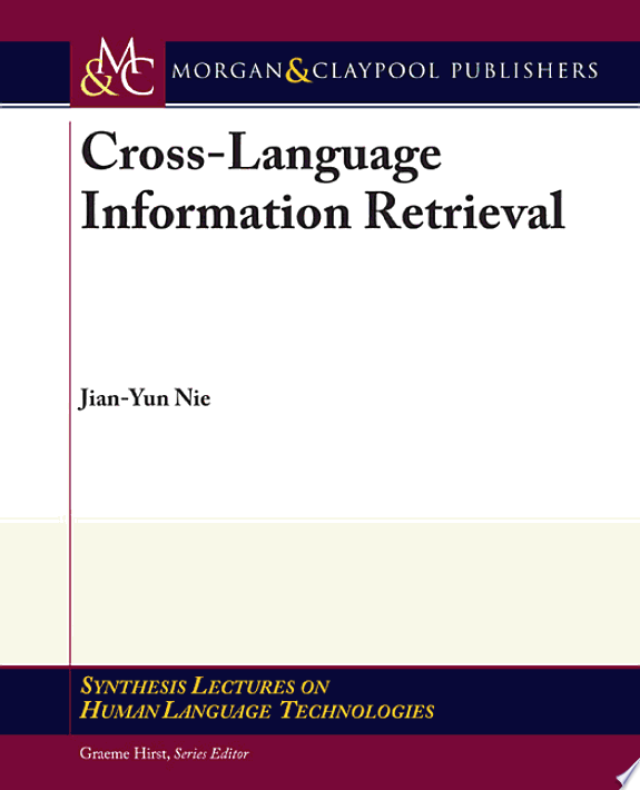 Cross-language Information Retrieva