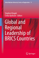 Pdf Global and Regional Leadership of BRICS Countries Telecharger