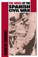 The Novel of the Spanish Civil War  1936 1975
