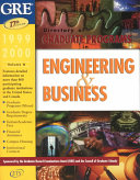 Directory Of Graduate Programs In Engineering And Business Book