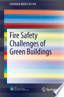 Fire Safety Challenges of Green Buildings Book