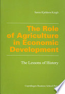The Role of Agriculture in Economic Development Book PDF