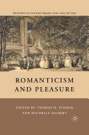 Romanticism and Pleasure [Pdf/ePub] eBook