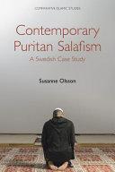 Contemporary Puritan Salafism