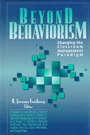 Beyond Behaviorism Book