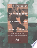 Group Fitness Instructor Manual