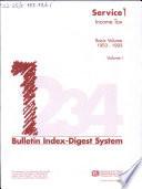 Bulletin Index-digest System