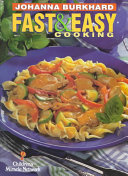 Fast and Easy Cooking Book PDF