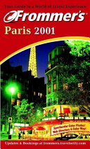 Pdf Frommer's Paris 2001