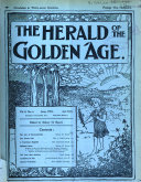 Herald of the Golden Age