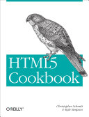 HTML5 Cookbook