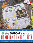 Homeland Insecurity Book PDF