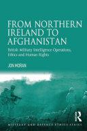 From Northern Ireland to Afghanistan [Pdf/ePub] eBook