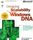 Designing for Scalability with Microsoft Windows DNA