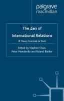 Pdf The Zen of International Relations Telecharger
