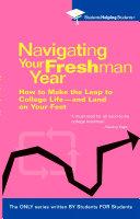 Navigating Your Freshman Year