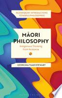 Maori Philosophy