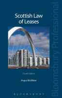 Scottish Law of Leases