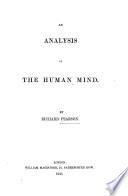 An Analysis of the Human Mind