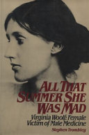 All that Summer She was Mad