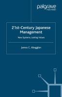 21st Century Japanese Management