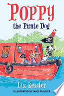 Poppy the Pirate Dog Liz Kessler, Mike Phillips Cover