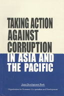 Taking Action Against Corruption in Asia and the Pacific