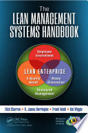 The Lean Management Systems Handbook Book