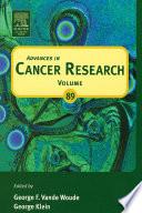 Advances In Cancer Research Book PDF