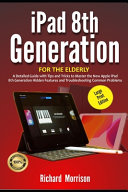 IPad 8th Generation For The Elderly  Large Print Edition