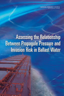Pdf Assessing the Relationship Between Propagule Pressure and Invasion Risk in Ballast Water