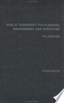 Public Transport Book PDF