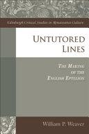 Untutored Lines
