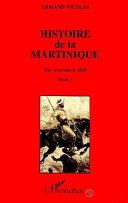 Pdf Histoire de la Martinique Telecharger