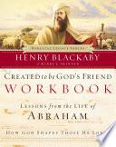 Created To Be God S Friend Workbook