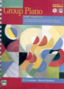 Alfred s group piano for adults Book