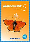 Mathematik 5. Schuljahr. Schülerbuch Grundschule Berlin/Brandenburg