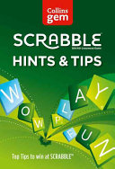Collins Gem Scrabble Hints and Tips
