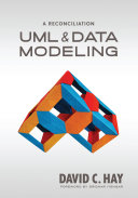 UML and Data Modeling
